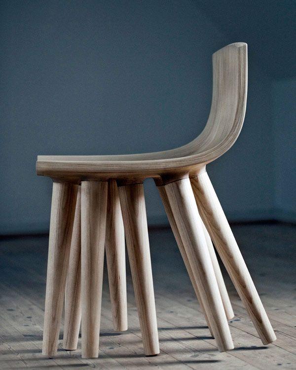 Sepii Καρέκλα