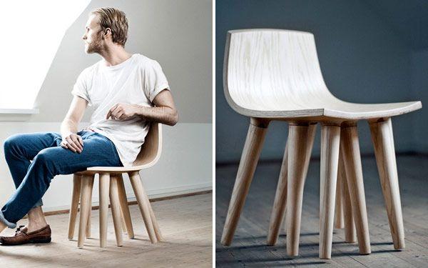 Sepii Chair