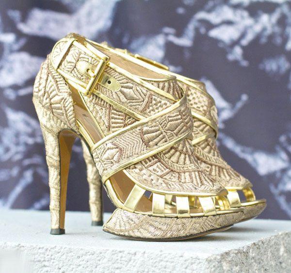 Shoes Nicholas Kirkwood 2011