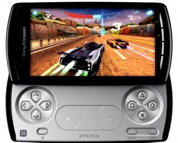Sony Ericsson Xperia Play 2011