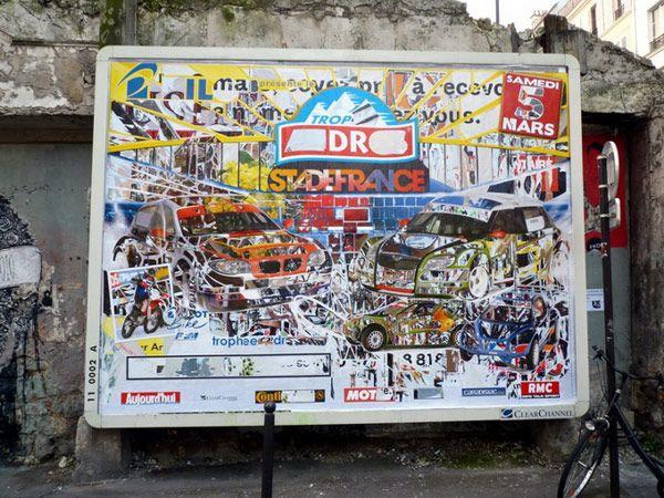 Street Artist Héphaïstos