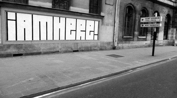 Street Artist L'Atlas