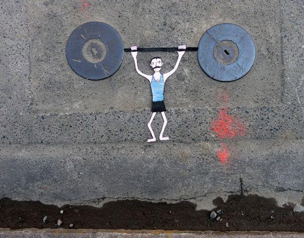 Street Artist OaKoAK