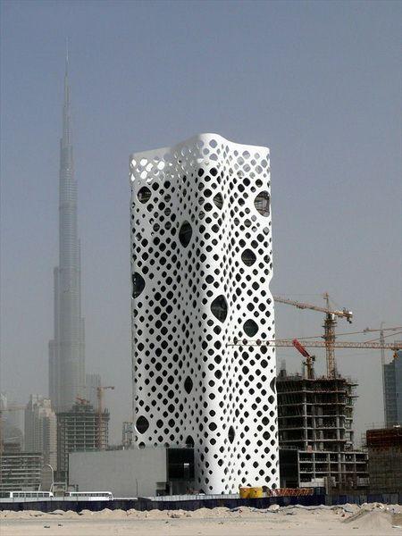 Tower O-14 in Dubai