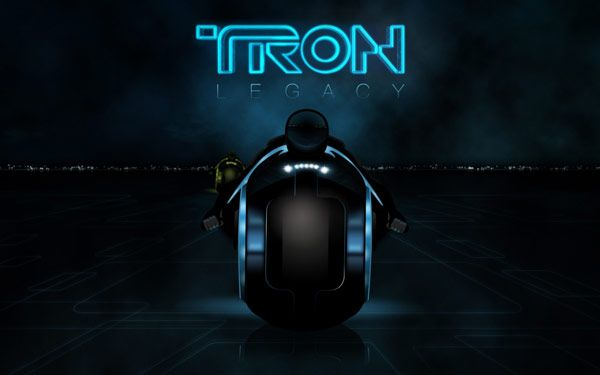Tron Light Cycle Μηχανή
