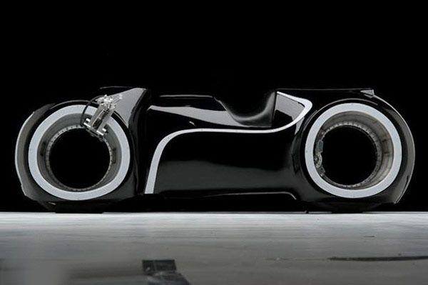 Tron Light Cycle Bike