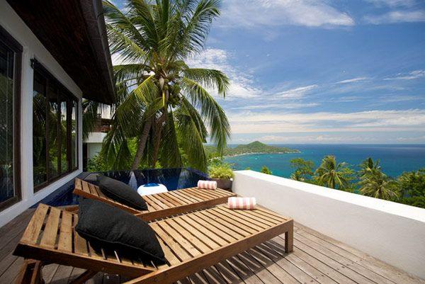 Tropical Villa in Koh Tao
