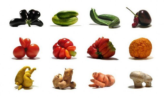 Vegetables mutants Uli Westphal