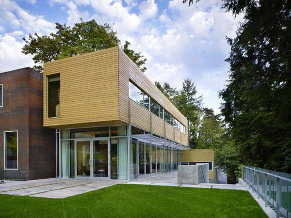 Vila Mad Park Residence Seattle