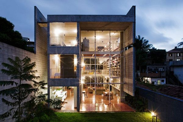 Vila Querosene House in Brazil