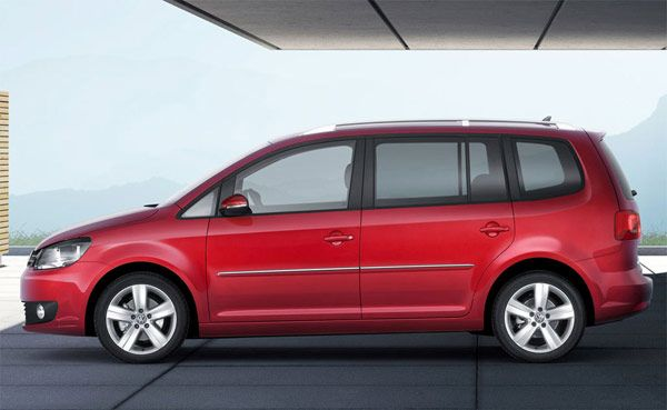 VW Polo MPV 2011