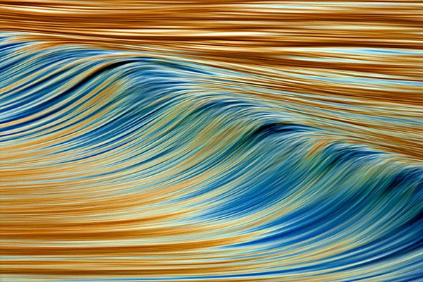 Waves from David Orias