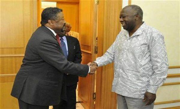 Ακτή Ελεφαντοστού - Η Γαλλία λέει στον Gbagbo να παραιτηθεί