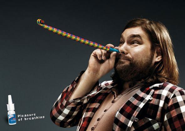 Απίθανες δημιουργικές Φαρμακευτικές Διαφημίσεις