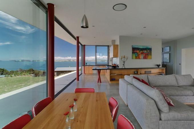 Βίλα Bourke στη Νέα Ζηλανδία