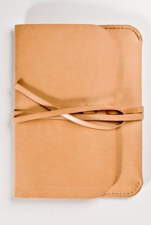 Δερμάτινο χαρτοφυλάκιο για το iPad
