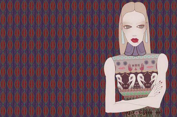 Εικονογράφος Angela Trentin