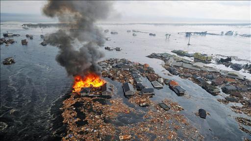 Η Ιαπωνία ανακοίνωσε τη τεράστια οικονομική καταστροφή