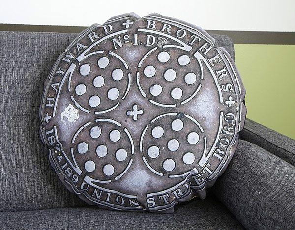 Καλύμματα φρεατίων στον καναπέ σας