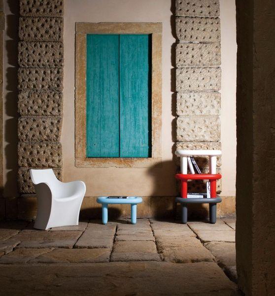 Καρέκλες WOOPY από τον Karim Rashid