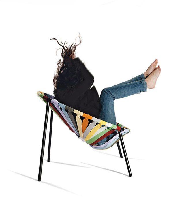 Λαστιχένια καρέκλα από τον Velichko Velikov