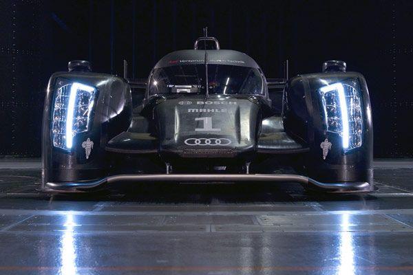 Νέο Audi R18 2011