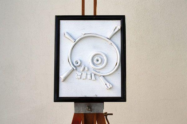 Ντουέτο σύγχρονων καλλιτεχνών L017