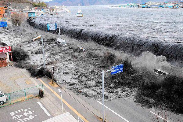 Οι Ιάπωνες μετεωρολόγοι φοβούνται για έναν ακόμη τεράστιο σεισμό