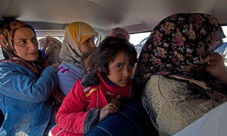Οι μετανάστες φεύγουν από τη Misrata για να αναζητήσουν ιατρική περίθαλψη