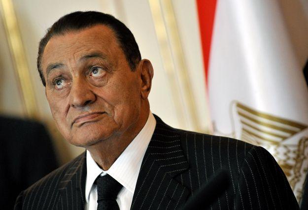 Ο πρώην Αιγύπτιος πρόεδρος εμφανίζεται στην τηλεόραση