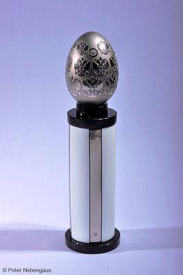 Πολυτελή πορσελάνινα αυγά από τον Nebengaus Peter