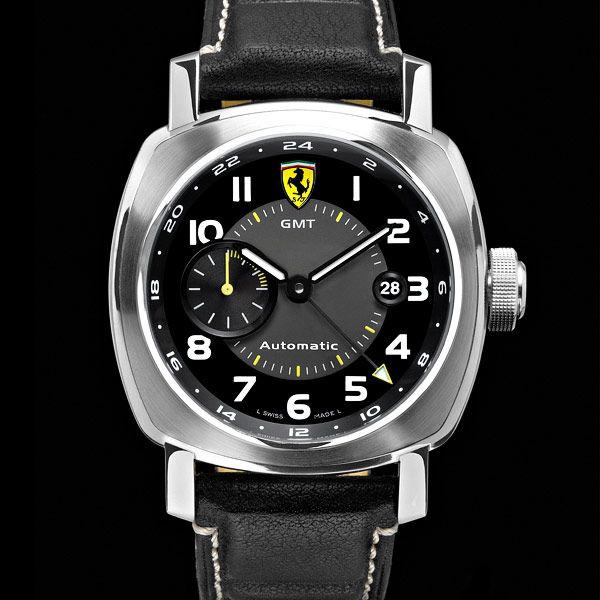 Συλλογή ρολογιών Ferrari Scuderia από Officine Panerai -  GMT