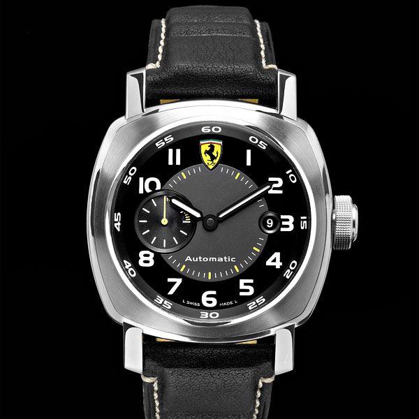 Συλλογή ρολογιών Ferrari Scuderia από Officine Panerai - Automatic