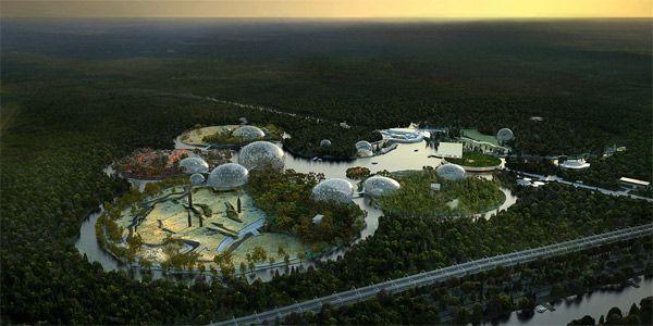 Σχέδιο ζωολογικού κήπου στην Αγία Πετρούπολη