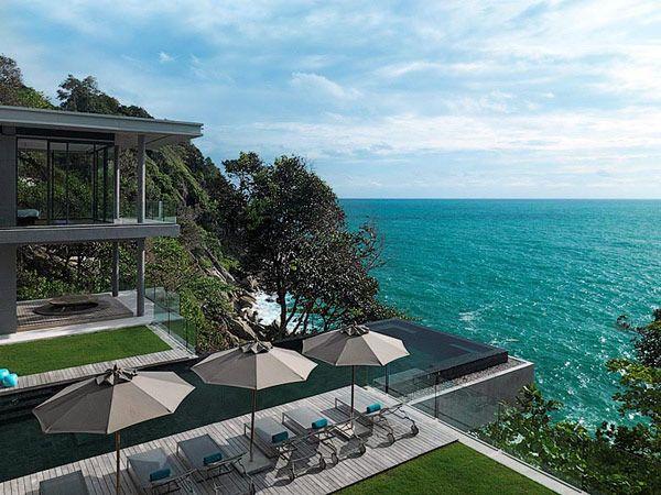 Amanzi villa in Thailand