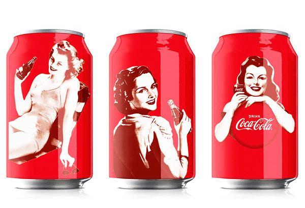 Anniversary Coca-Cola Packaging by Bulletproof