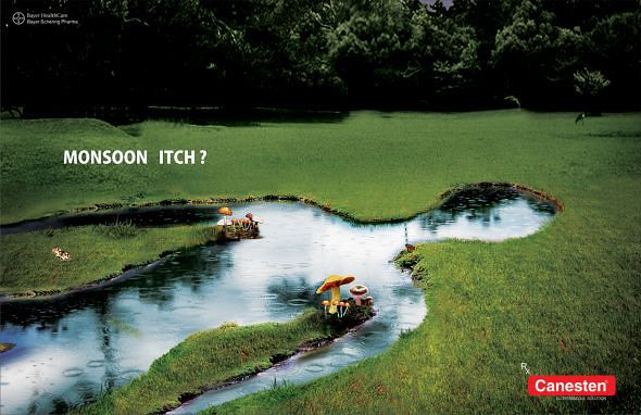 Awesome Creative Pharmaceutical Ads
