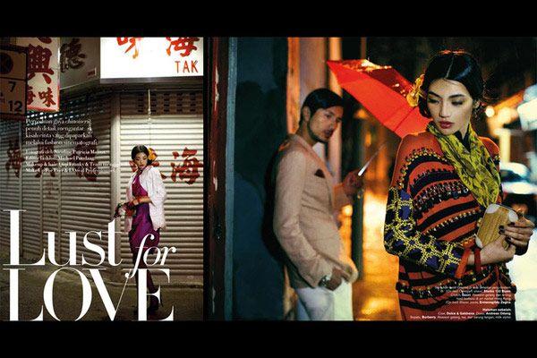 Bazaar Harper Indonesia