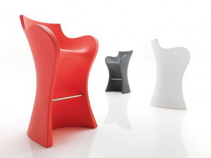Chairs WOOPY from Karim Rashid