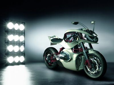 Concept new BMW IMME 1200