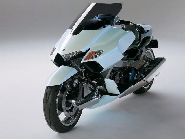 Concept new Suzuki G-Strider