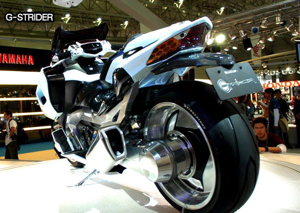 Concept new Suzuki G-Strider