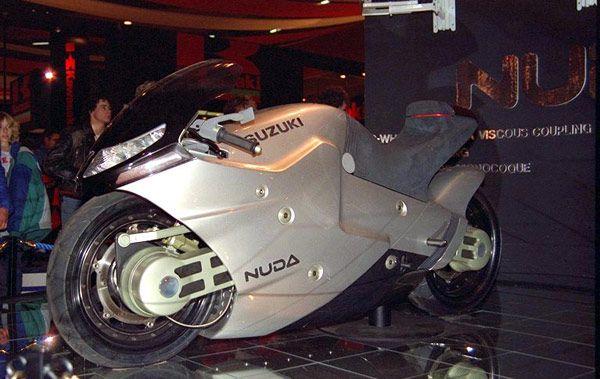 Concept new Suzuki Nuda
