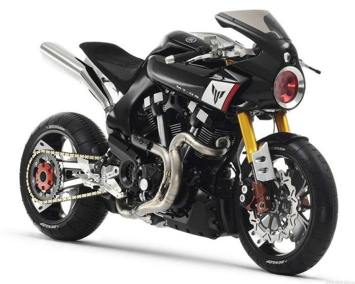 Concept new Yamaha MT-OS