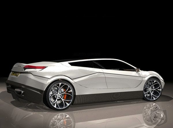 Concept Savage Rivale Roadyacht GTS