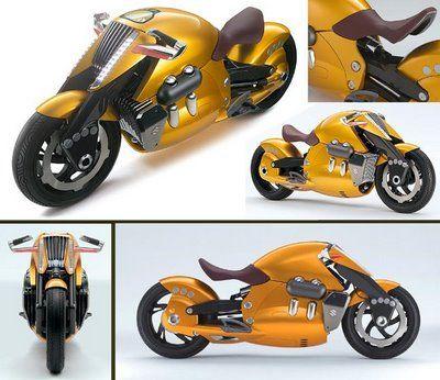 Concept Suzuki Biplane