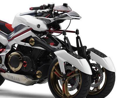 Concept Yamaha Tesseract