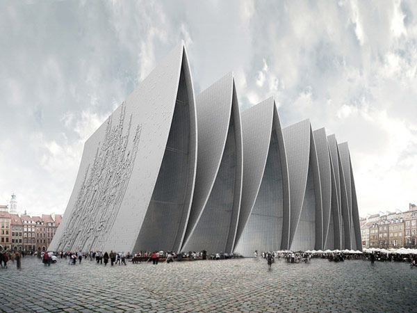 Contemporary - Cathedral Fold by Axis Mundi