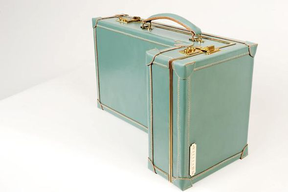Creative Luggage Collection  by Williams British Handmade