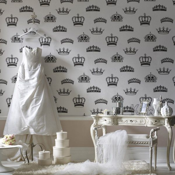 Crowns and Coronets - Wallpaper Collection by Graham and Brown